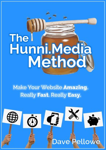"""The Hunni.Media Method"" ebook cover"