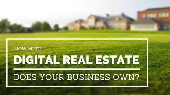 Business Digital Real Estate